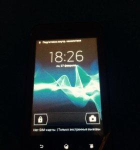 Телефон SONY EXPIRIA