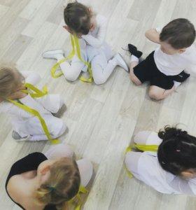 Хореография танцы гимнастика