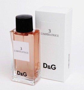 Туалетная вода L`Imperatrice 3 от Dolce&Gabbana
