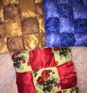 Подушки декоративные в стиле бомбон новые