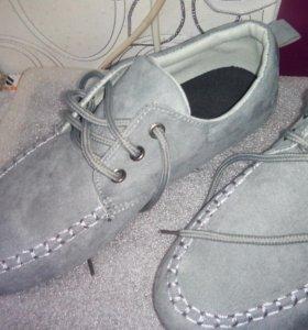 Ботинки нов 40р