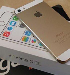 Продам iPhone 5s на 32g