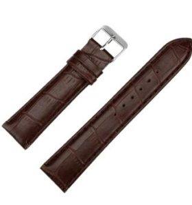 Ремешки для часов из кожзама