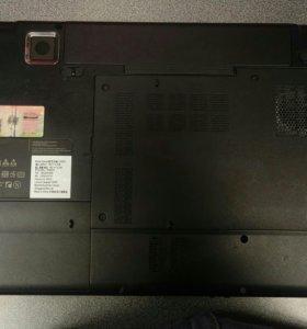 Игровой Ноутбук Lenovo Y550P 20035