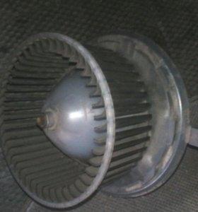 Радиатор печки Матиз
