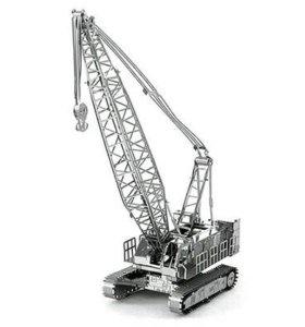 Сборная металлическая 3D модель-Кран