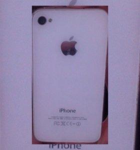 Айфон 4 на 16гб.
