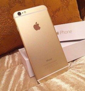 Продам iPhone 6 gold на 16g