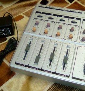Звуковой микшер ATTR audio ms-4