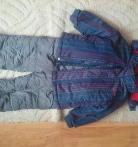 Детский костюм зима-весна