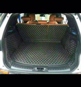 Коврики в салон и багажник на любой автомобиль