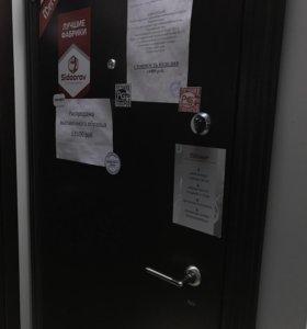 Сейф дверь ДС 562
