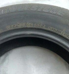 Шины Bridgestone r14 лето B70