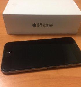 Новый iPhone 6 64gb
