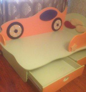Кровать- машинка
