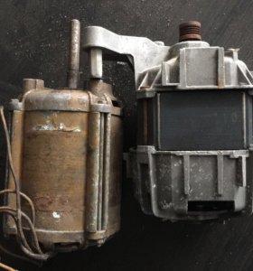 Электродвигателя от бытовой техники