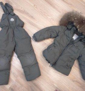 Зимний комплект Moncler