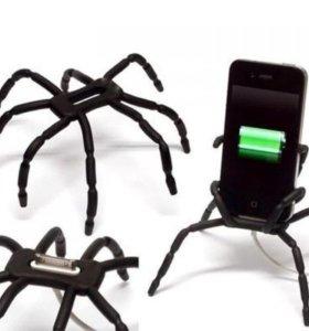 "Подставка под телефон ""паук"""