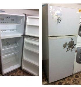 No frost холодильник daewwo б/у