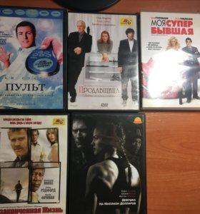 Фильмы диски CD