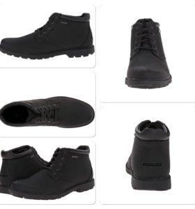 Rockport® ботинки новые 43-44