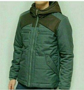 Куртка мужская на осень размер 48