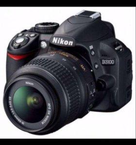 Продам Никон д3100 18-55 kit