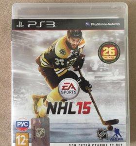 NHL 15(игра для PS3)