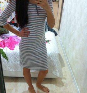 Новое домашнее платье 44-46р