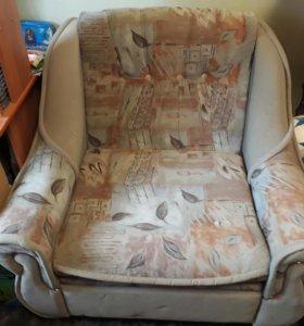 Кресло кровать,+Кресло.