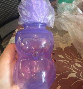Новая детская бутылочка тапервеер фирмы