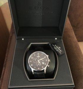 Часы мужские Edox 10408-3N-NBN (Swiss Made)