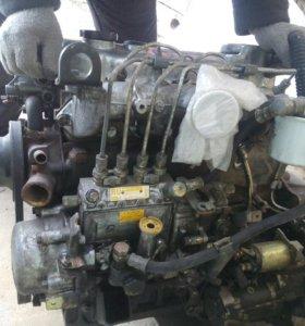 Двигатель 4DR5