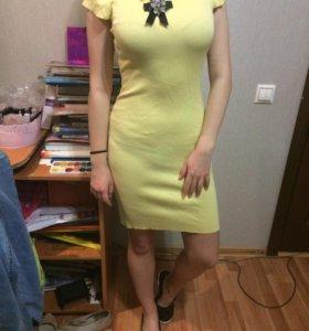 Элегантное женственное платье