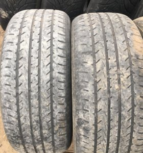 2/шт 215/50r17 Goodyear eagle nct 5