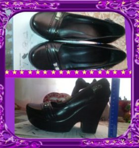 Милые туфельки для модниц