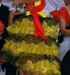 Ввыпускное платье