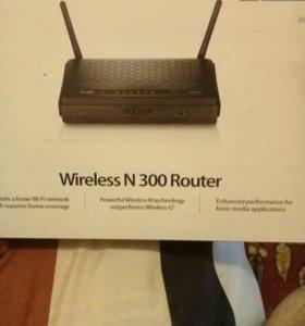 Вифи N300.Router