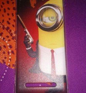 Бампер (Sony Xperia C3)