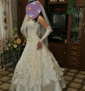 Коллекционное свадебное платье