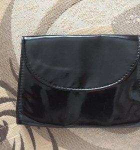 Клатч-кошелек без ремешков маленький