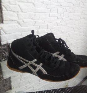 Обувь для занятия по вольной борьбе
