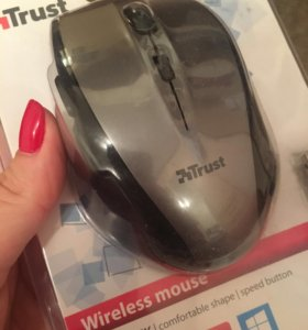Мышь Trust Wireless mouse