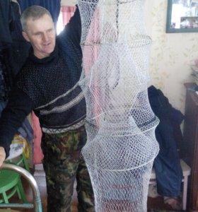 Верша для ловли рыбы