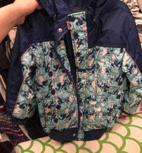 Куртка для мальчика Barkito
