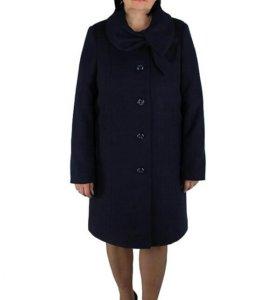 Пальто демисезонное размер 58-60