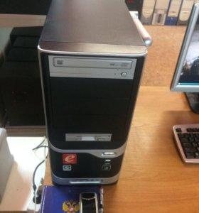 Компьютер 2 ядра для игр и работы