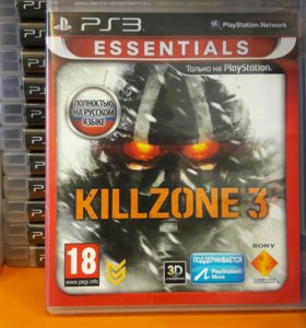Killzone 3 PS3 SONY PLAYSTATION 3