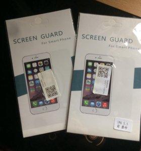 Матовая плёнка на iPhone 6 Plus
