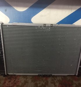 Новый радиатор охлаждения KOYO на AVEO 1.2 и 1.4